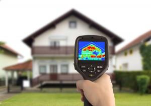 Aislamiento térmico y acústico Cámara Termográficos